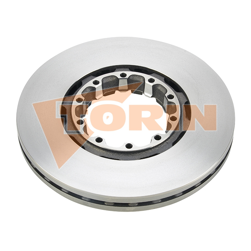 Intermediate ring for spare wheel bracket HAACON