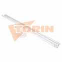 Spannverschluss mit knebelgriff 125x30 mm FELDBINDER