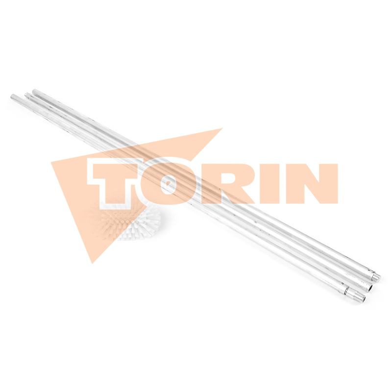 Butterfly valve DN 125 ZVVZ without holes and hand lever