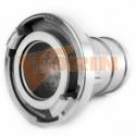 Plug for NATO socket 24V 2-pin cable 35 mm2
