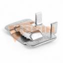 Domdeckeldichtung MENCI 480/510x15x20 silikon