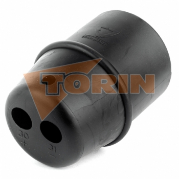 Pivot bearing block for hinge bar DN 100 KASSBOHRER right