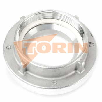 Pipe elbow 90° DN 100 aluminium
