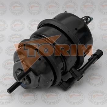 Poziční světlo oranžové LED s držákem