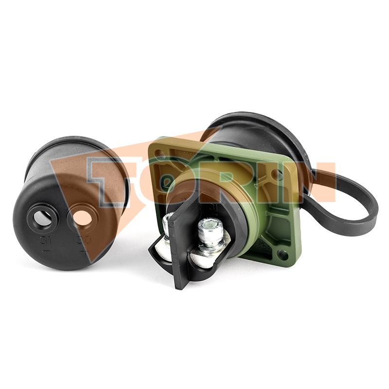Hose clip 112-120 mm M8x1,5