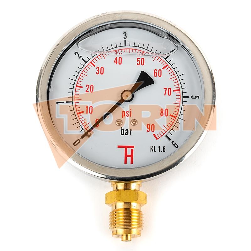 Bracket for handrail post FELDBINDER left