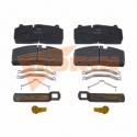 Feu de position latéral jaune LED avec support 90°