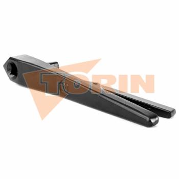 Codo 90° DN 100 aluminio