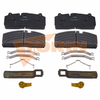 Conector elástico para bulón FELDBINDER