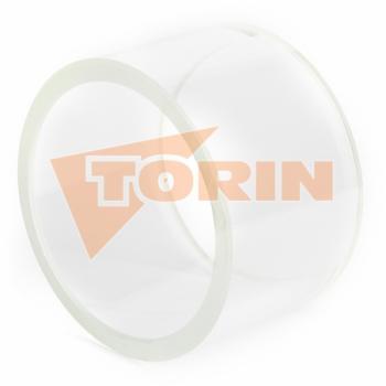 Rura z gwintem zewnętrznym 4 aluminium