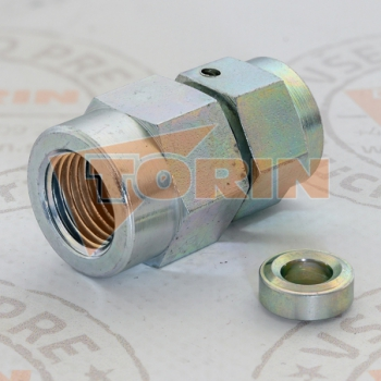 Elbow plug-in connection 1/8 6 mm 90°
