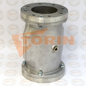 Safety clamp STORZ A 182x25 mm with rubber