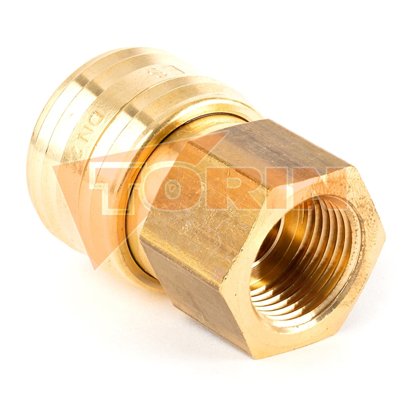 Hose clip DN 100x8 integrated