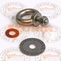 Weld nipple 1 stainless steel