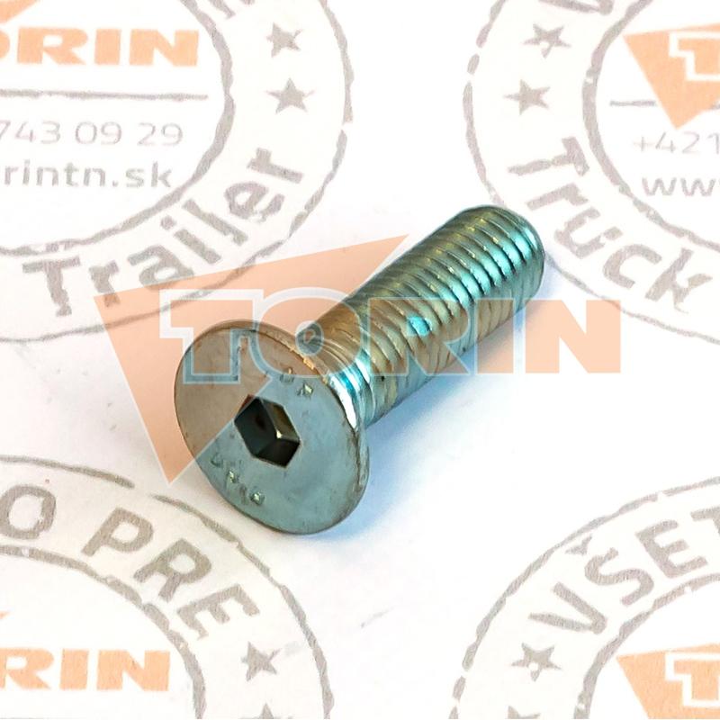 Blechschraube für auflockerungskegel M12x150 mm FELDBINDER