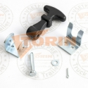 Krytka hydraulického piestu HYVA 242 mm