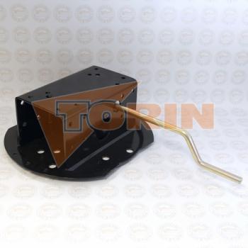 Abrazadera de seguridad STORZ B 126x25 mm con goma