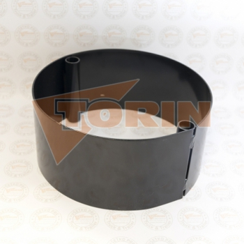 Safety clamp STORZ B 126x25 mm with rubber