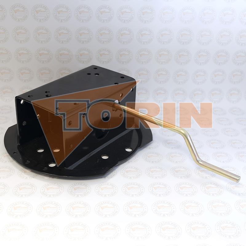 Collier de sécurité STORZ B 126x25 mm avec caoutchouc