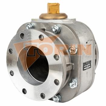 Ventil guľový s prírubami DN 100 typ 420 PROKOSCH