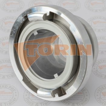3/2 way vibrator valve with press button
