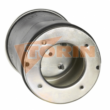 Blank cap for hose carrier double DN 160