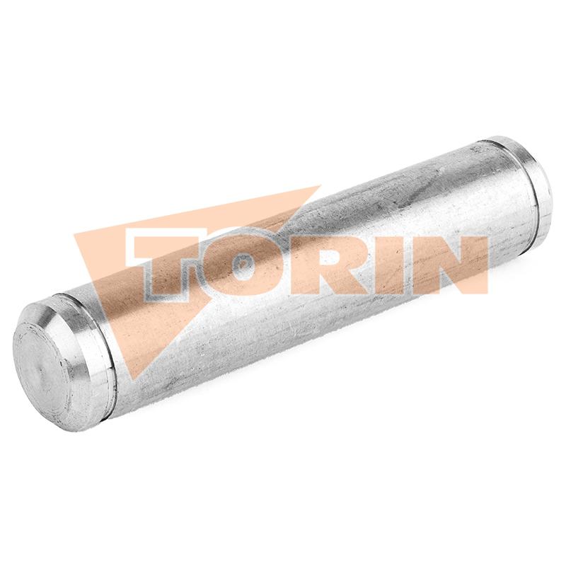 Landing leg plate with ball pin FELDBINDER