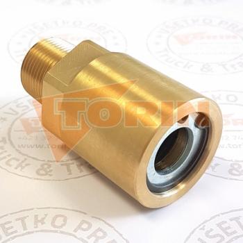 Konzola mechanizmu zábradlia 30x30x1220 mm FELDBINDER