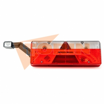 Mléčny ventil klapkový se závitmi ROSISTA DN 50