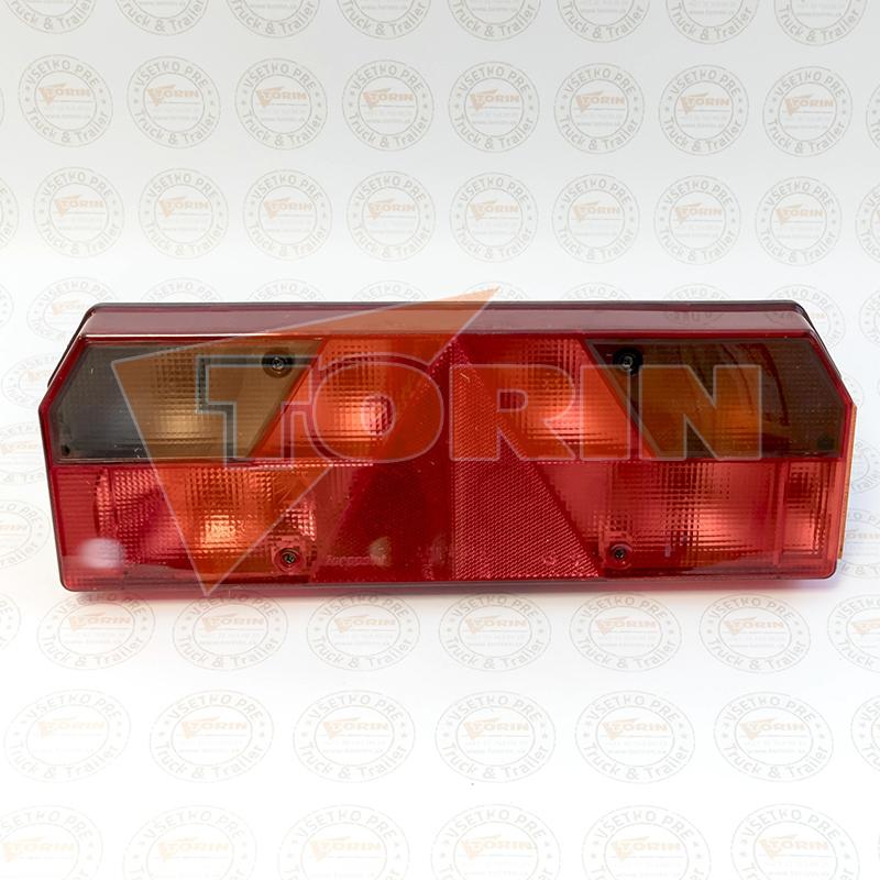 Příruba 8-dír DN 100 ocel