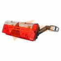Disc valve with hand lever ROSISTA DN 50