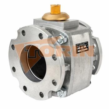 Hadica pre abrazívne materiály DN 100 čierna tlaková FELDBINDER