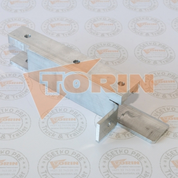 Butterfly valve joint 19 mm