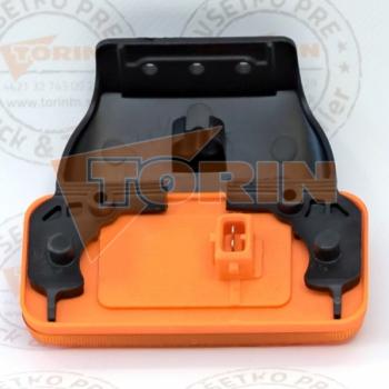 Zpětný ventil šikmý 45° DN 50 2