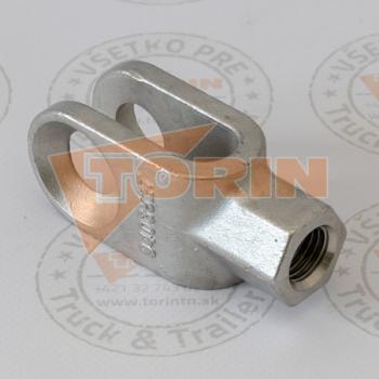 Materiálové potrubie DN 100 FELDBINDER 108x3,6x467 mm