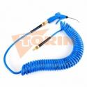 Spätný ventil uhlový 45° DN 50 2