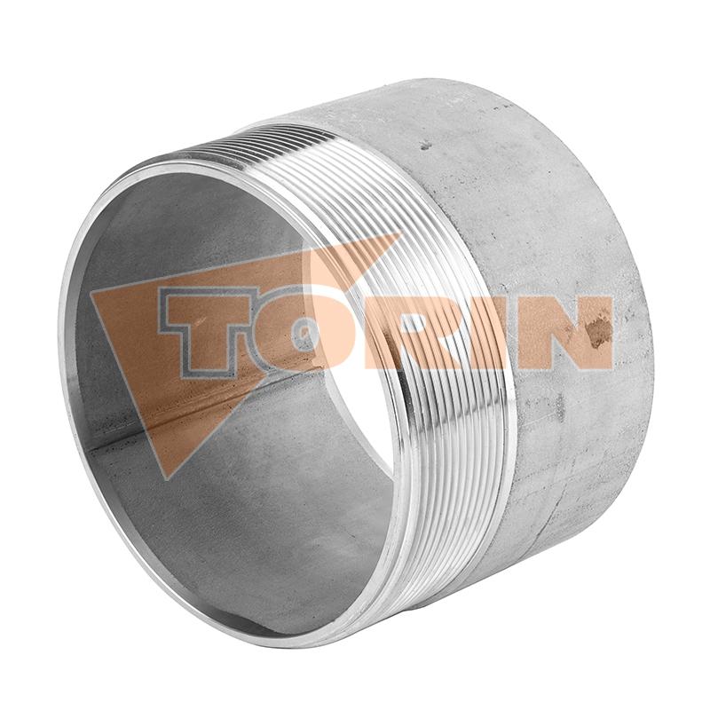Materiálové potrubí DN 100 FELDBINDER 108x3,6x800 mm