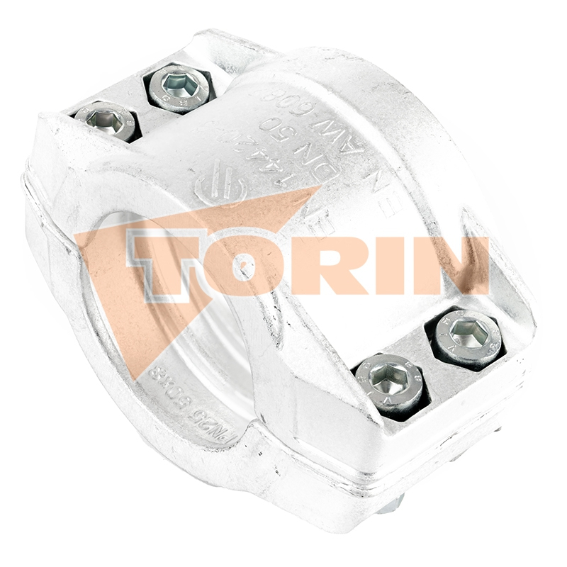 Opaska węża 110-140 mm W4