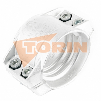 Tubería de descarga de material DN 100 curva FELDBINDER 108x3,6 mm
