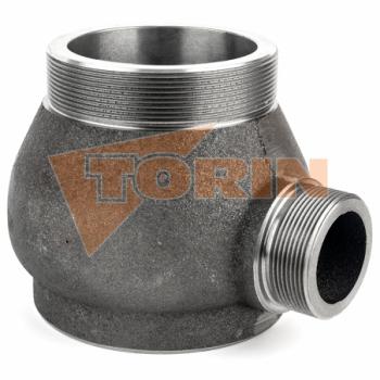 Tesnění klapkového ventilu BURGMER DN 100 bílé