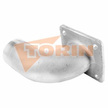 Rurka materiałowa DN 100 łuk FELDBINDER 108x3,6 mm