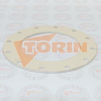 Хомут шланга 110-140 мм В4